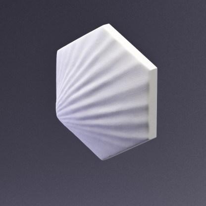Artpole HEKSA Shell гипсовые 3D панели
