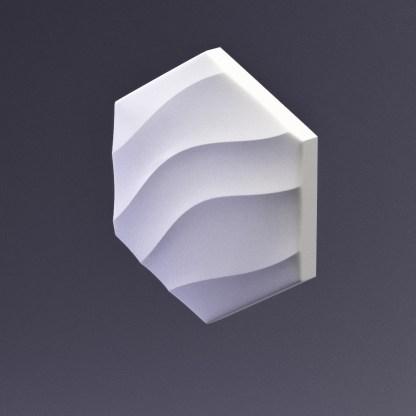 Artpole HEKSA Wave гипсовые 3D панели