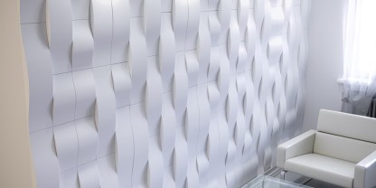Artpole STREAM гипсовые 3D панели