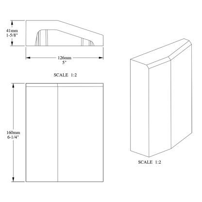 Дверной декор из полиуретана Orac Decor D330LR