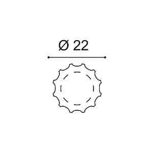 Колонна Orac Decor K1002