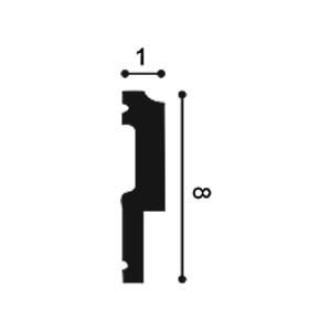 Молдинг из полиуретана Orac Decor P9900