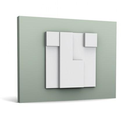Декоративная панель из полиуретана Orac Decor W102 CUBI