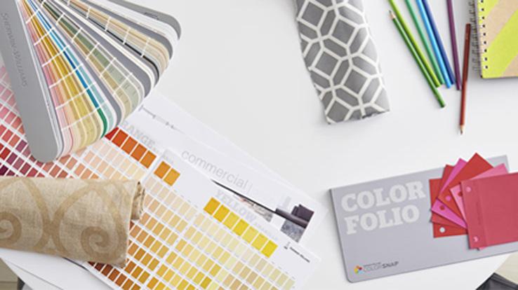 Инструменты выбора цвета