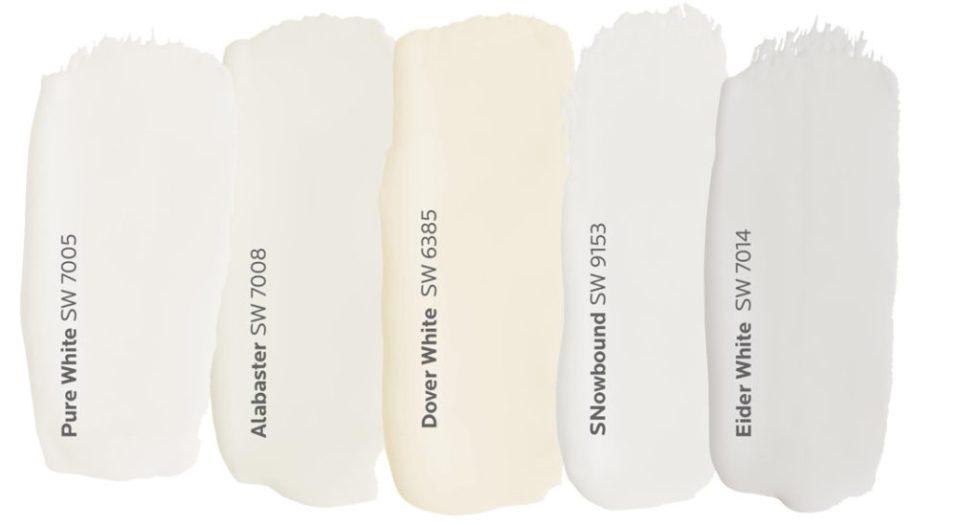 Белый (пастельный)