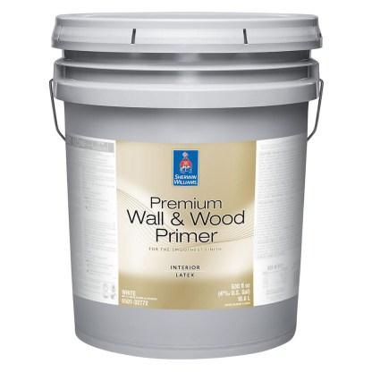 Sherwn-Williams Premium Wall & Wood Primer