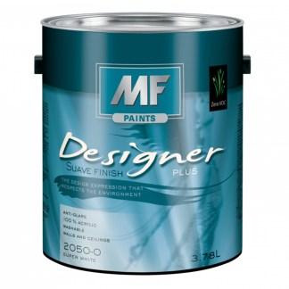 Канадская интерьерная краска MF Paints Designer Plus 2050