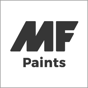 MF Paints logo
