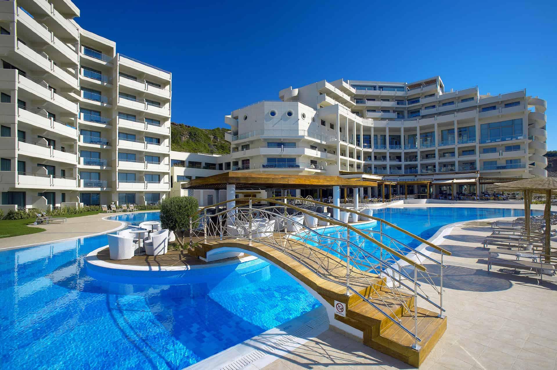 1 Woche Rhodos, Luxus Urlaub im 5 Sterne Resort, HP, und Flüge für CHF 830.- p.P