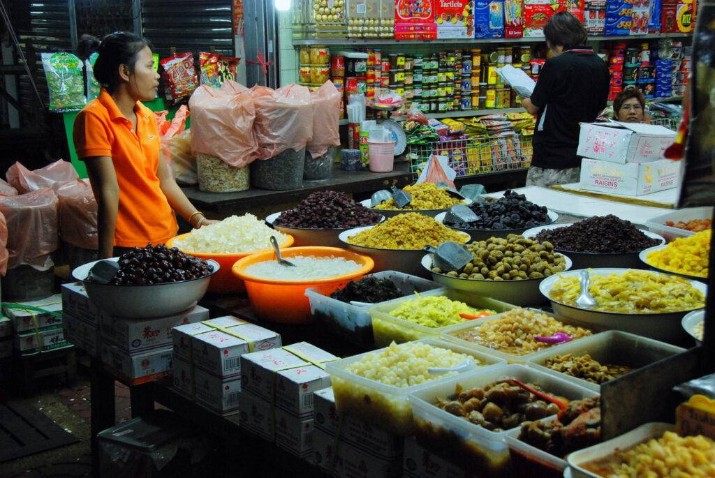 Bangkok Shopping and Eating