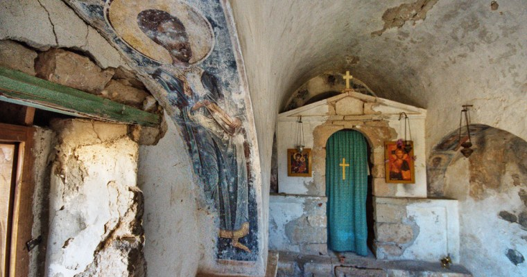 My Personal World Heritage Tour: Paleochora, Aegina