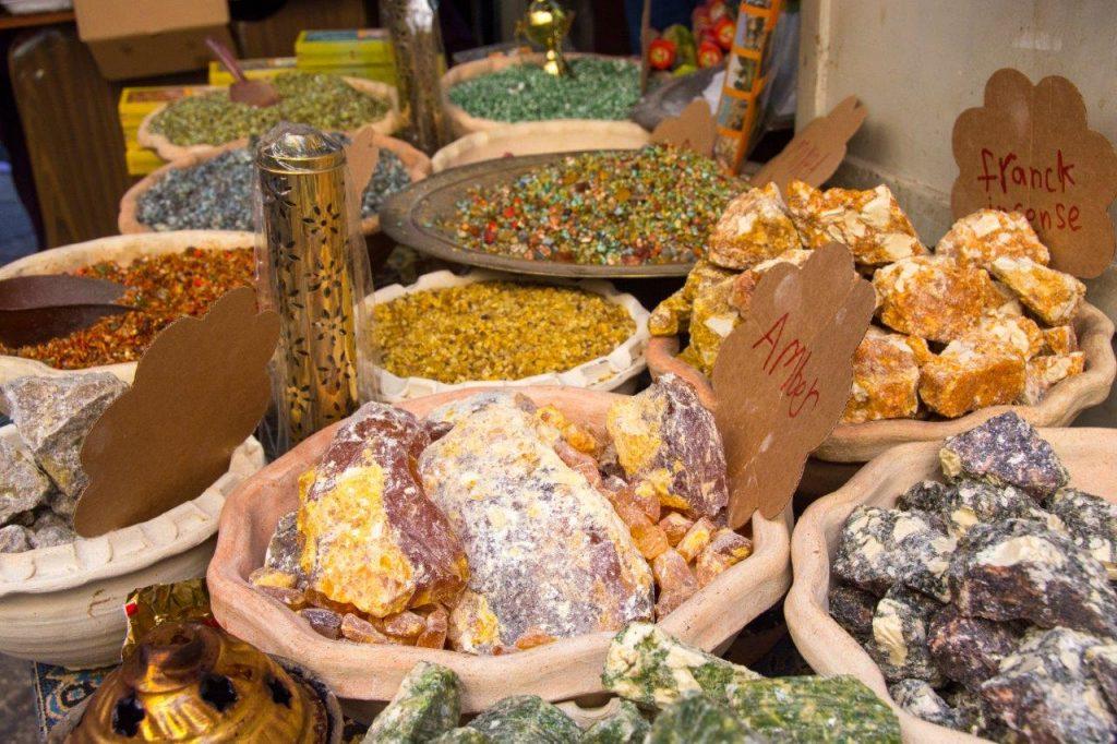 INcense Jerusalem souk