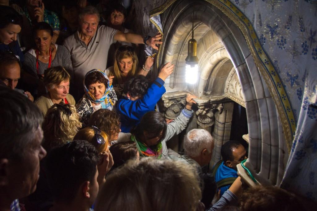 Bethlehem Church of the Nativity, the Nativity Grotto