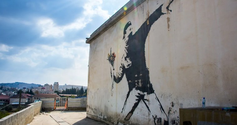 West Bank Banksies, Walls and Sweet Child Jesus: a Day in Bethlehem