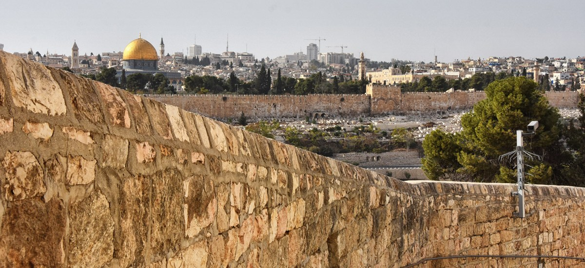 Is it safe to visit the Mount of Olives?