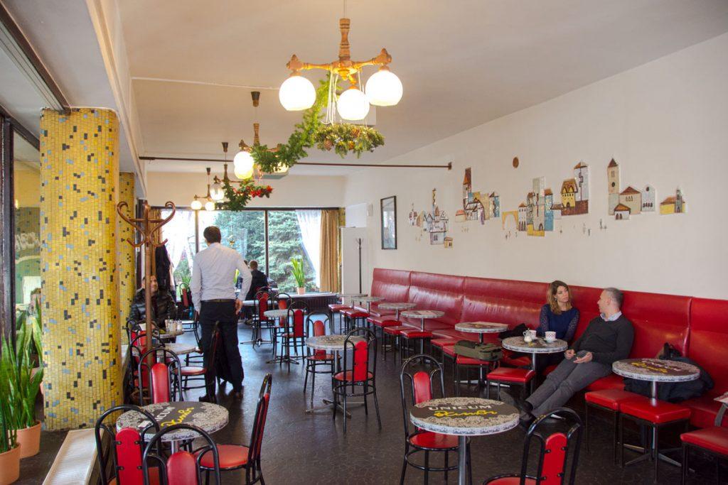 Bambi Presszo Cafe Budapest