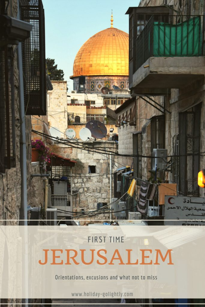 pinterest pin first time Israel and Jerusalem