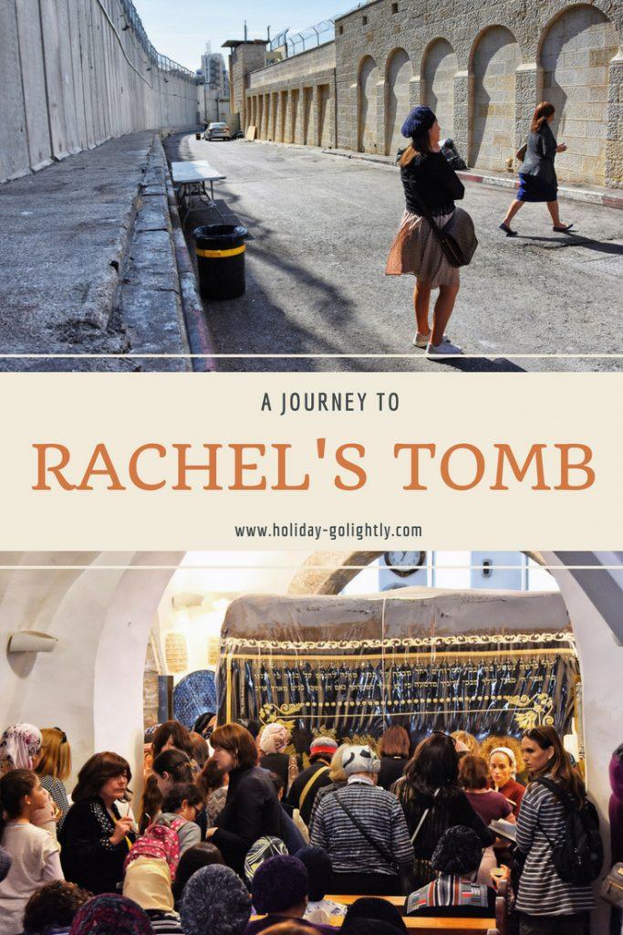Rachel's Tomb Bethlehem
