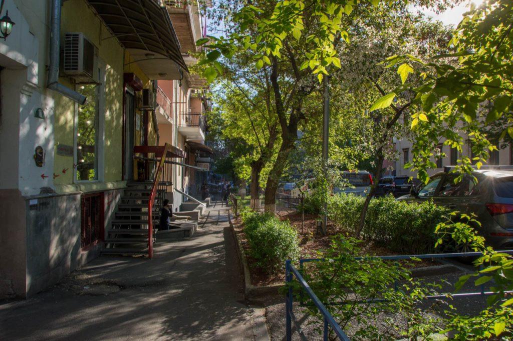 Parpetsi Street Yerevan