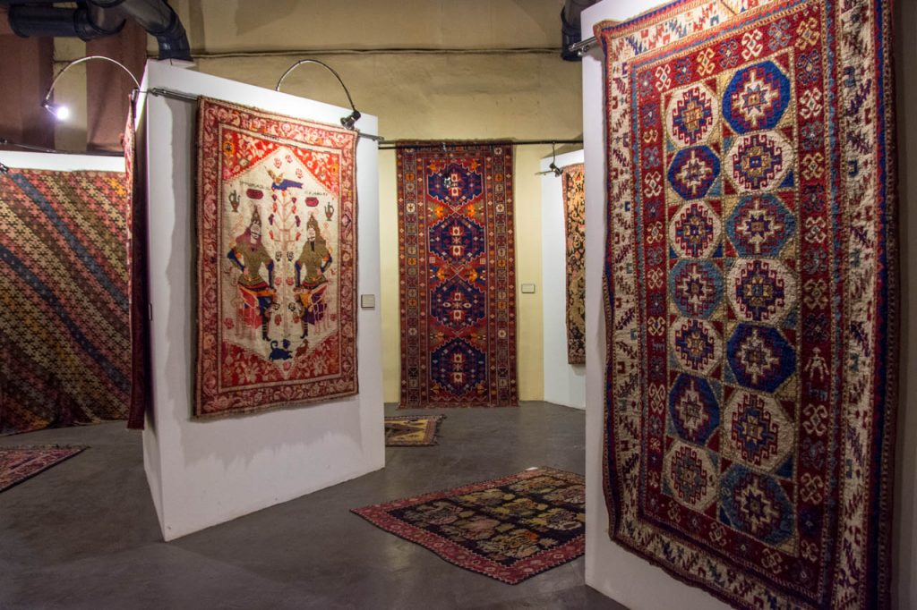 Buying a Caucasian Carpet in Armenia and Georgia