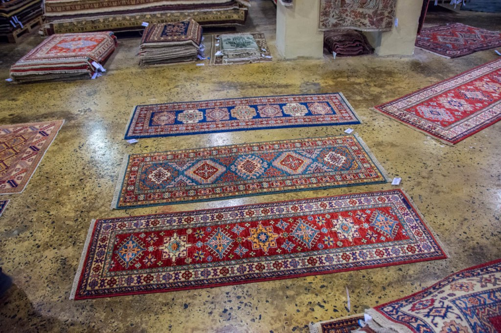 Buying a Caucasian Carpet in Armenia and Georgia - Megherian Yerevan