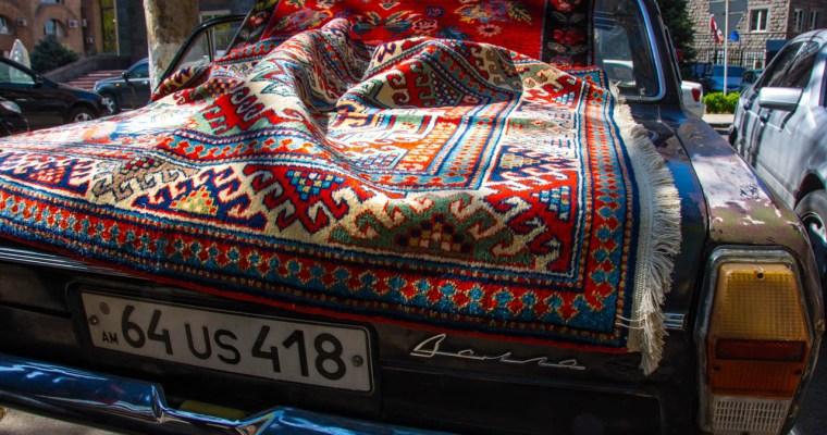 Buying a Caucasian Carpet 101