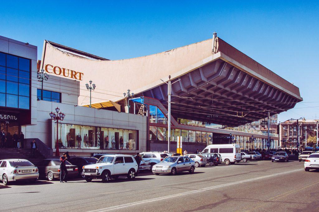 Yerevan Soviet Modern Architecture