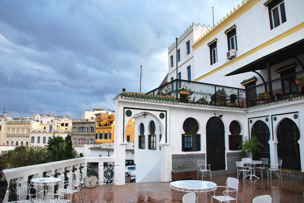 Hotel Continental, Tanger