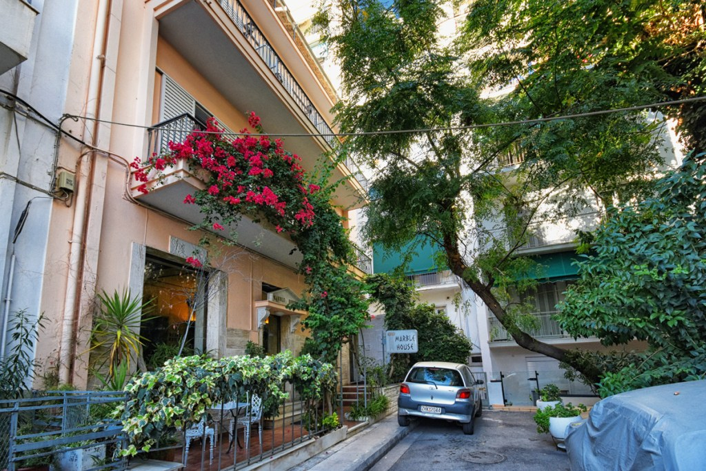 Marble House Hotel Athens