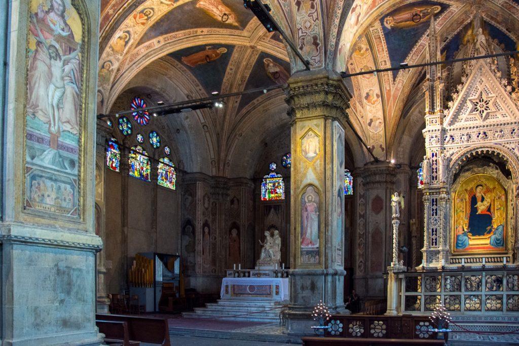 Florence in High Season: Orsanmichele Church