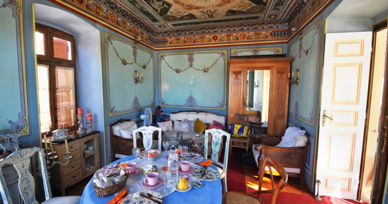 Review: Hotel Aeginitiko Archontiko, Aegina: a small hotel with charme and history