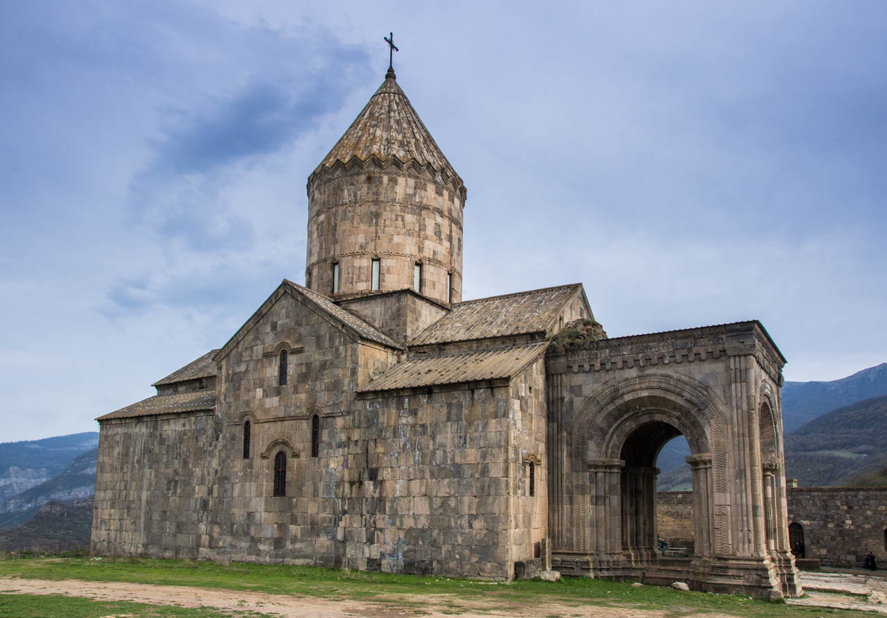 Yerevan to Tatev and back in a Day's Journey