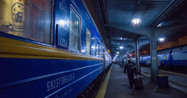 The Chisinau to Bucharest Prietina Express: A classic railway journey