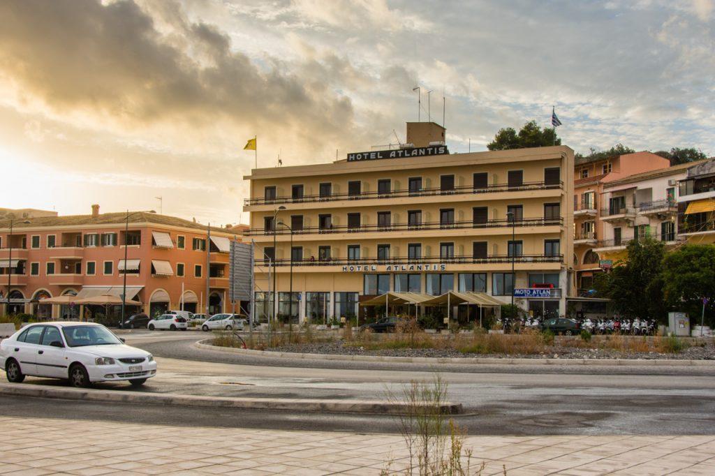 Hotel Atlantis Corfu