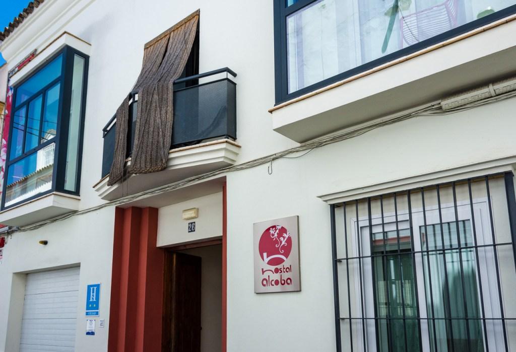 Entrance, Alcoba del Agua Boutique Hotel