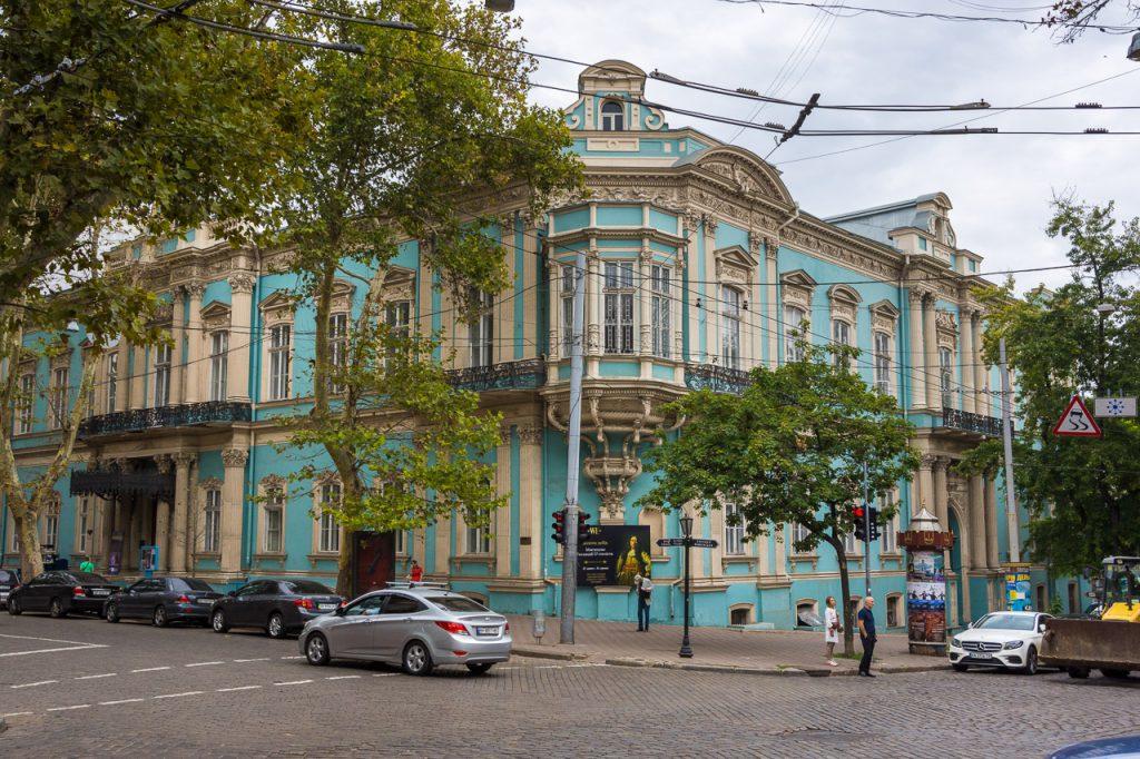 Odessa Architecture