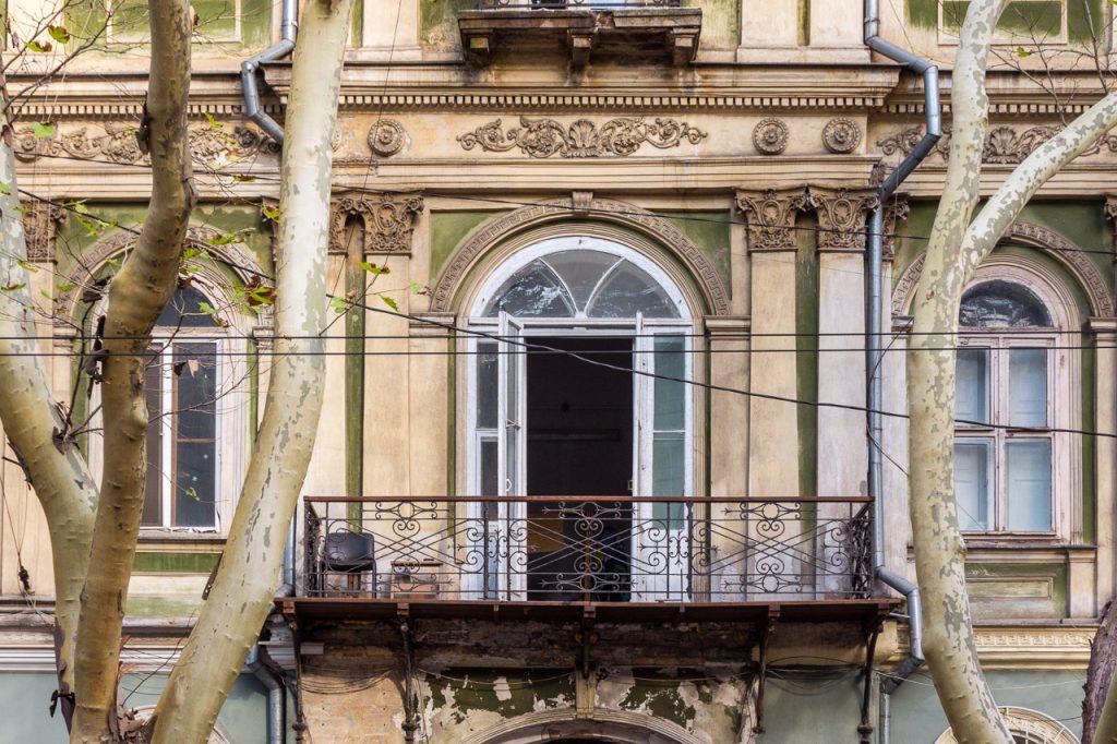 Odessa Pushkin Street filter