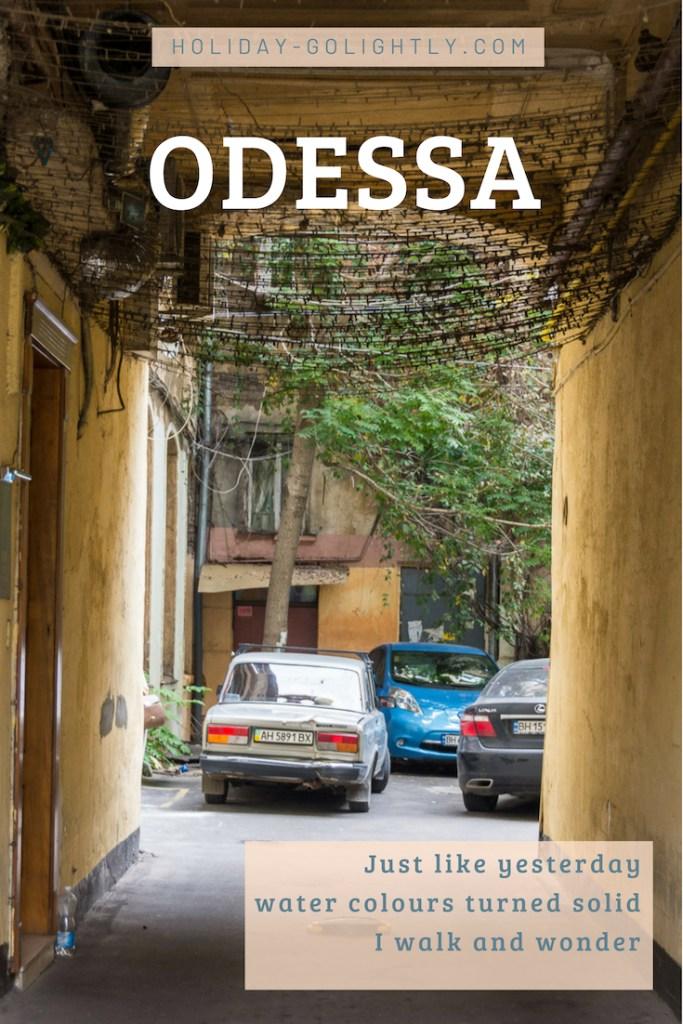 Odessa haiku