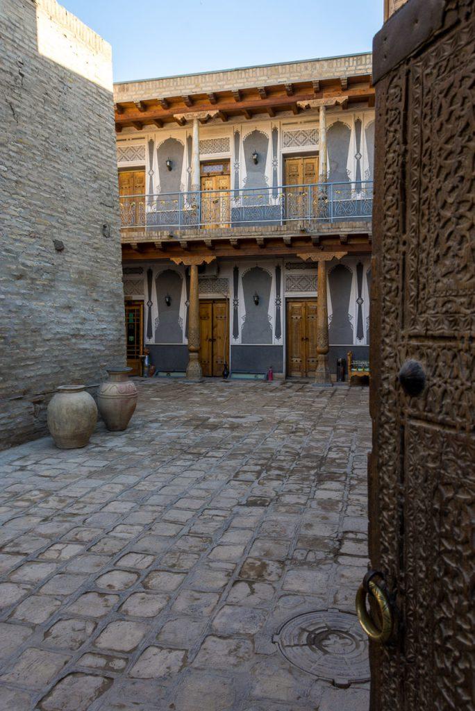 Minzifa Boutique Hotel Bukhara