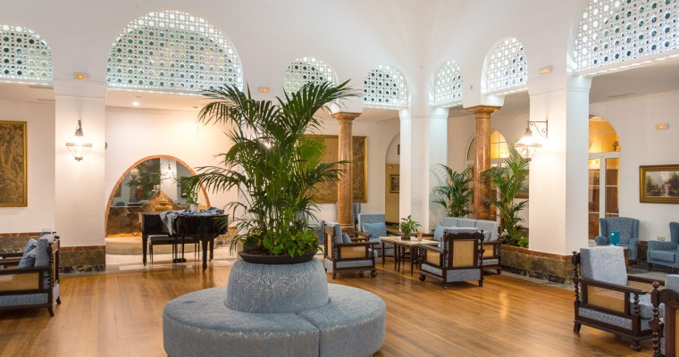 Hotel Review: Hotel Reina Cristina, Algeciras