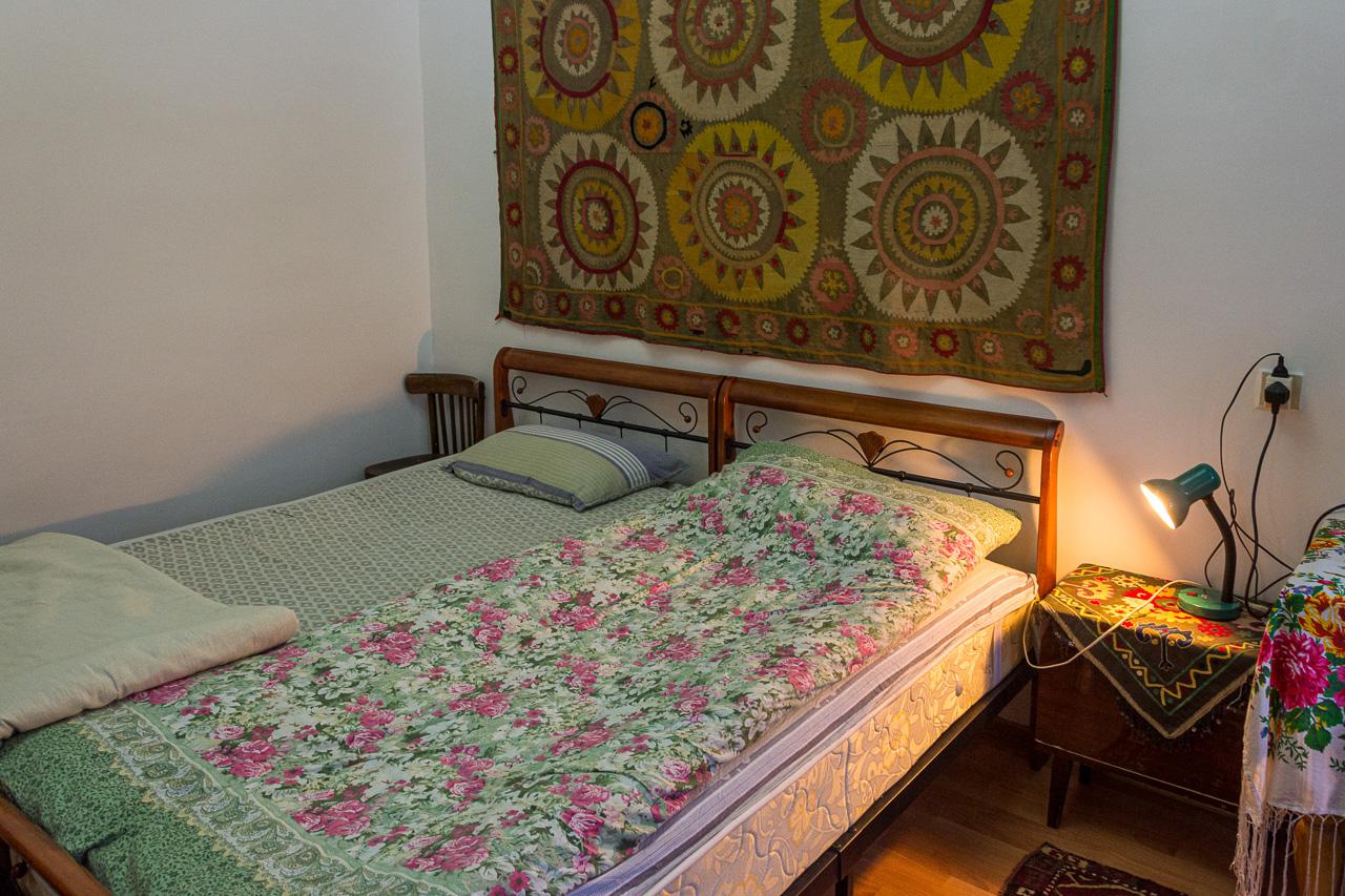 Hotel Review: Antica Samarkand, Uzbekistan –  a cosy unique guesthouse
