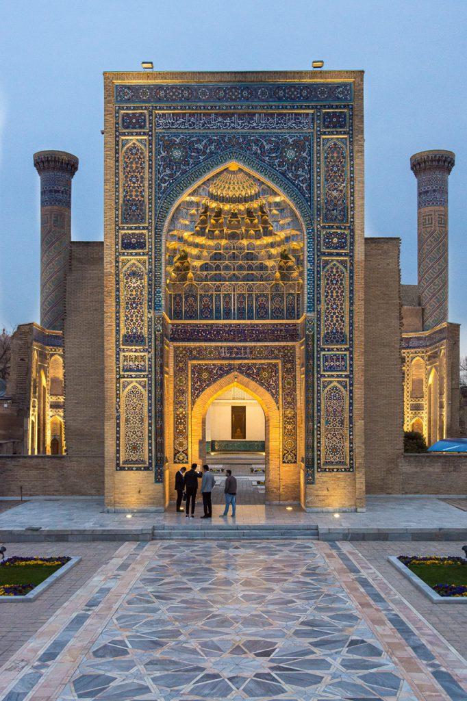 Uzbekistan, Samarkand