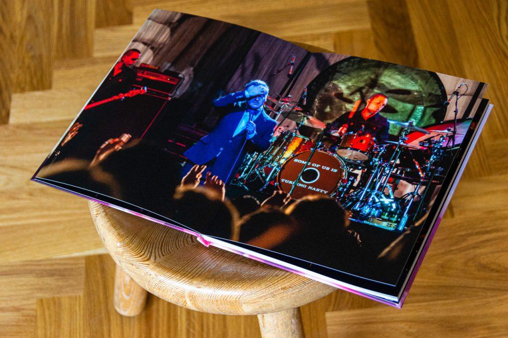 Morrissey, photobook, Saal Digital