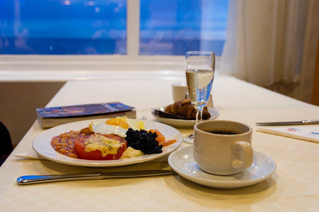 Russia, St Peter Line, St. Petersburg, visa-free Russia, Deluxe Breakfast