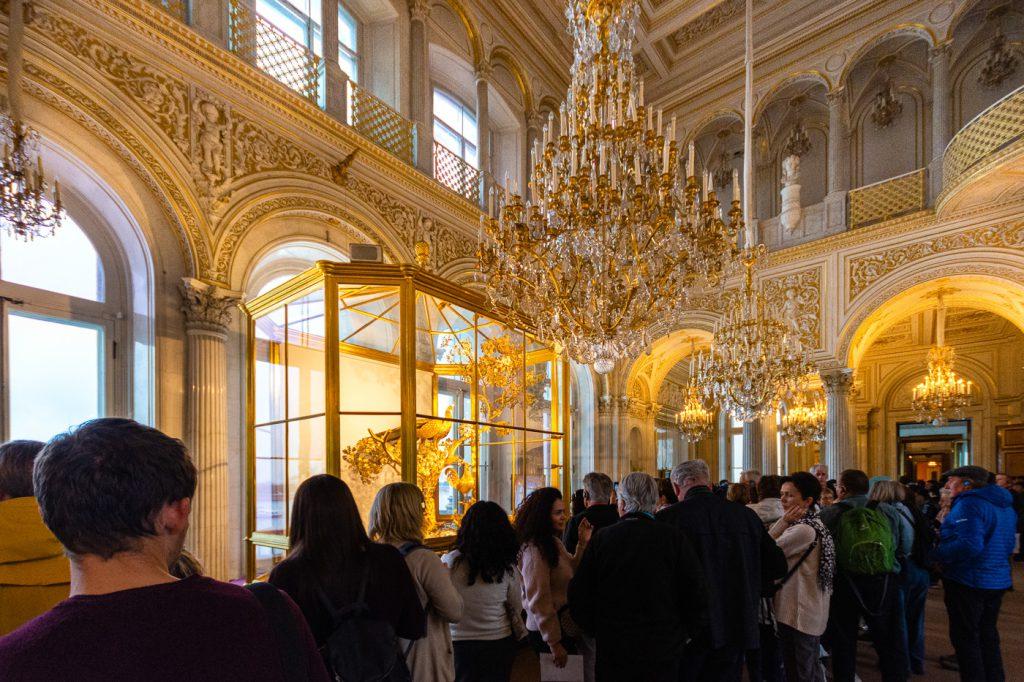 Pavilion Hall, Winter Palace State Hermitage Museum, St. Petersburg