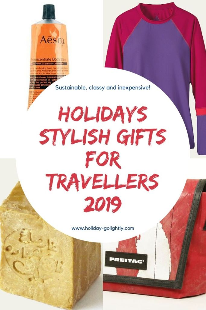 pin for 2019 gift guide gifts for travellers