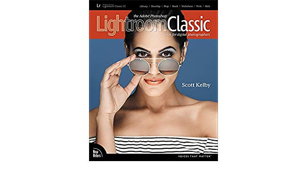 Lightroom Book by Scott Kelby