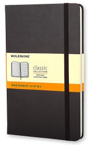 Moleskine Classic Ruled note book