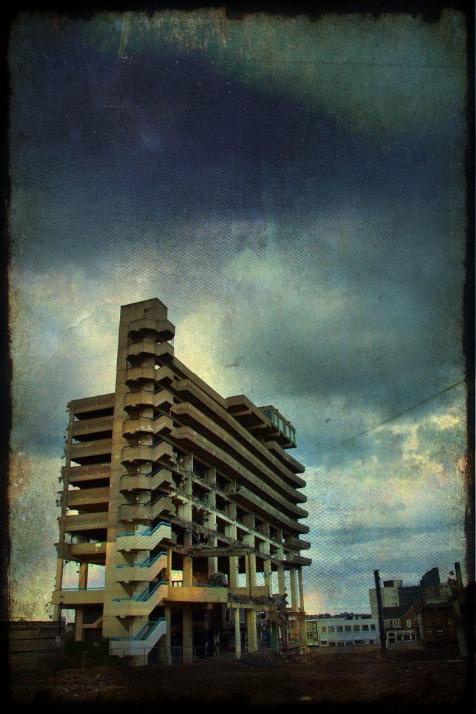 decade of travel: Trinity Square, Gateshead