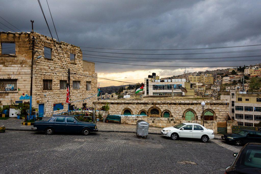 Amman Rainbow Street